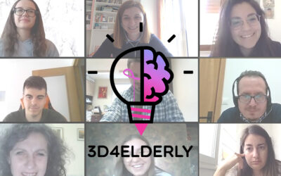 3D4ELDERLY – Project update on the future guidelines