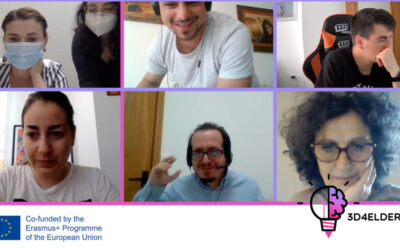 A 3D printing webinar for European partners to improve the lives of Alzheimer's patients